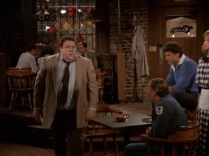"""Hey everybody"" ""Norm!"""