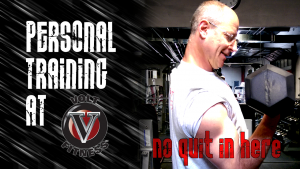 Personal Training at VOLT FITNESS
